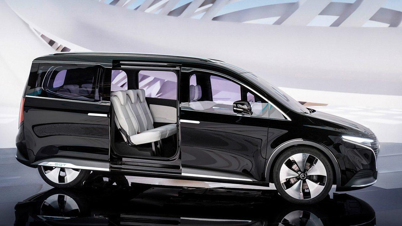 Mercedes Concept EQT - lateral