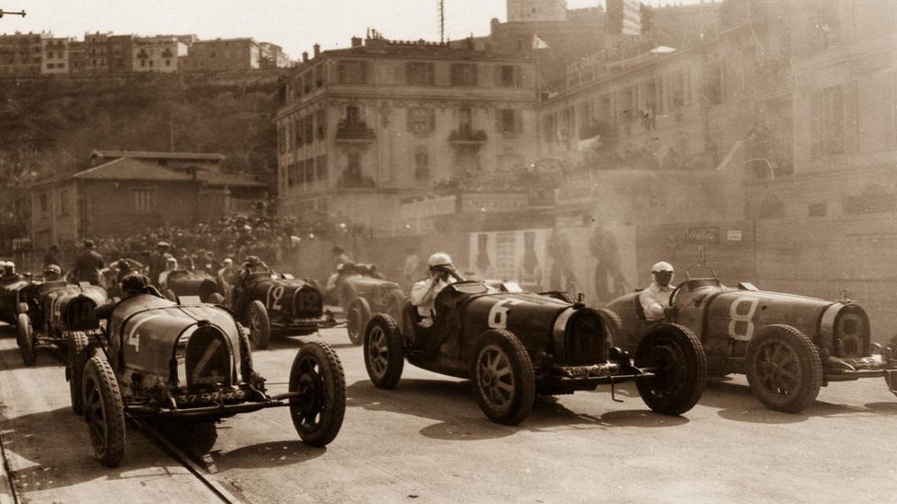 GP de Mónaco F1 1929