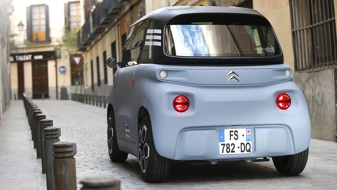 Citroën Ami - posterior