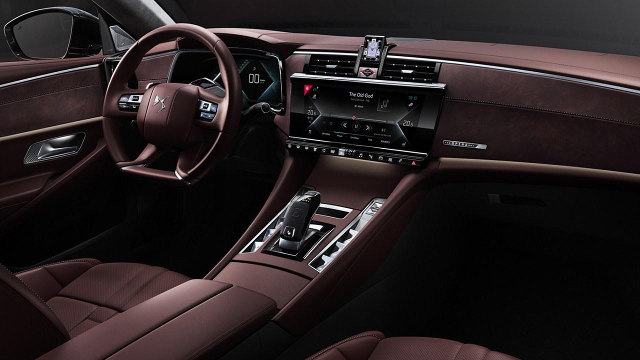 DS 9 E-Tense - interior