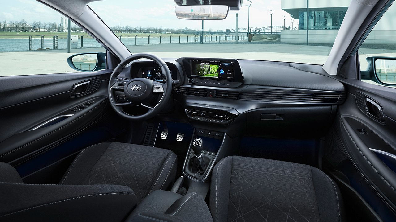 Hyundai Bayon - interior