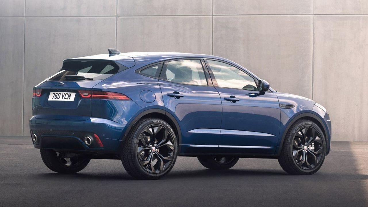 Jaguar E-Pace R-Dynamic Black - posterior