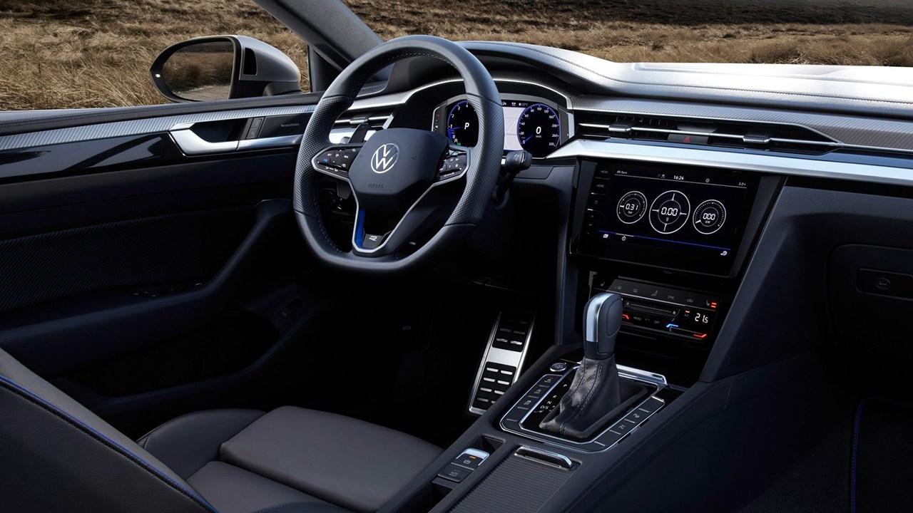 Volkswagen Arteon R - interior