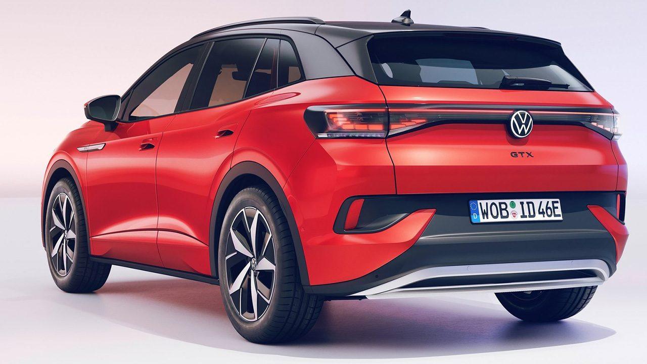 Volkswagen ID.4 GTX - posterior