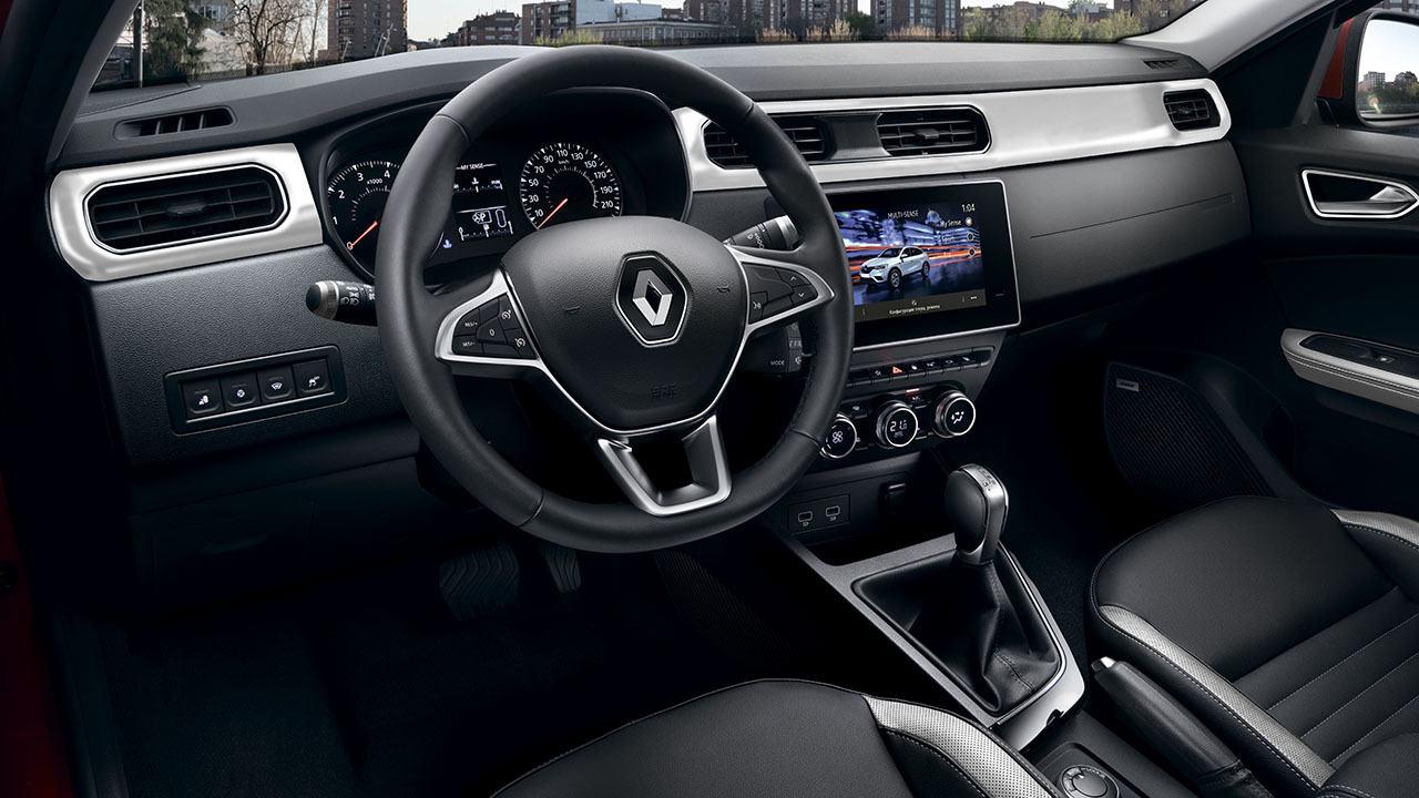 Renault Arkana 2021 - interior