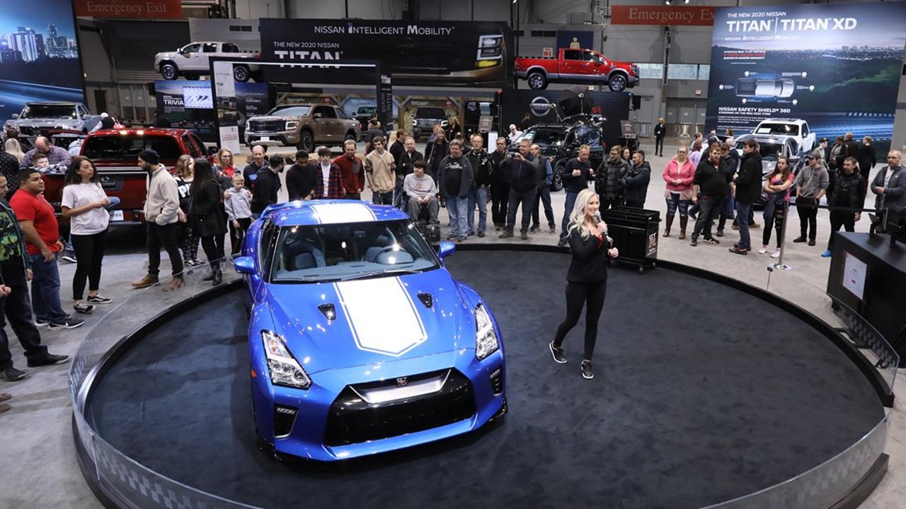 Salón del Automóvil de Chicago