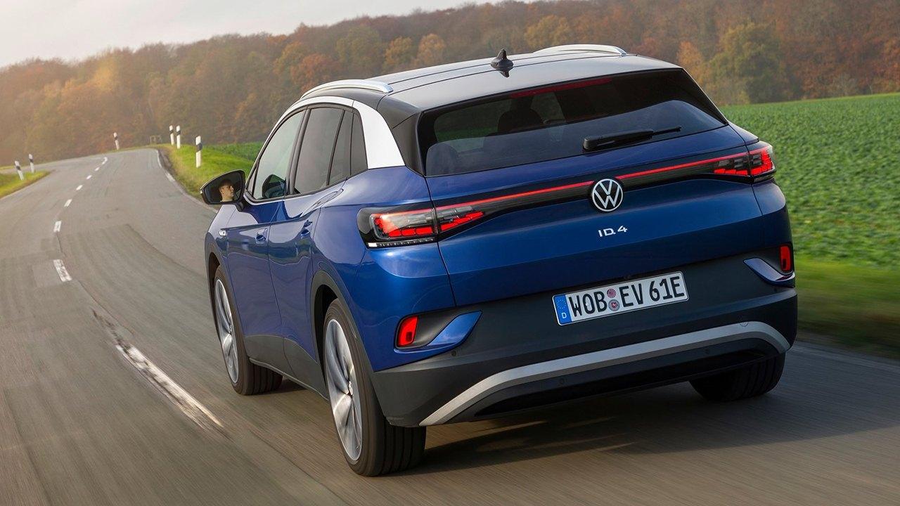 Volkswagen ID.4 - posterior