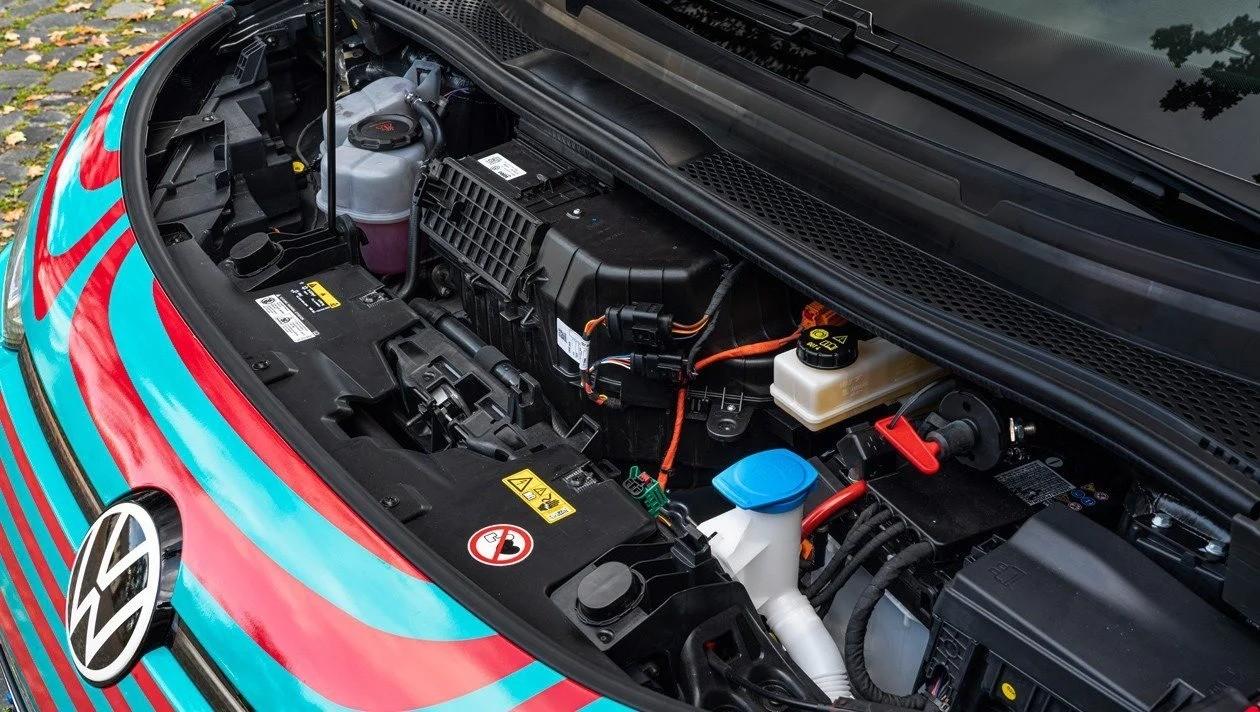 Vano motor del Volkswagen ID.3