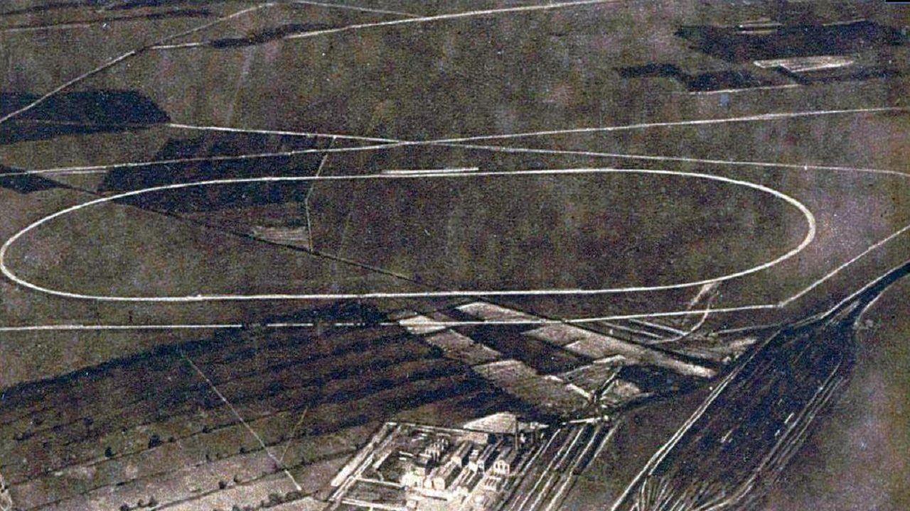 Circuito de Miramas en 1924