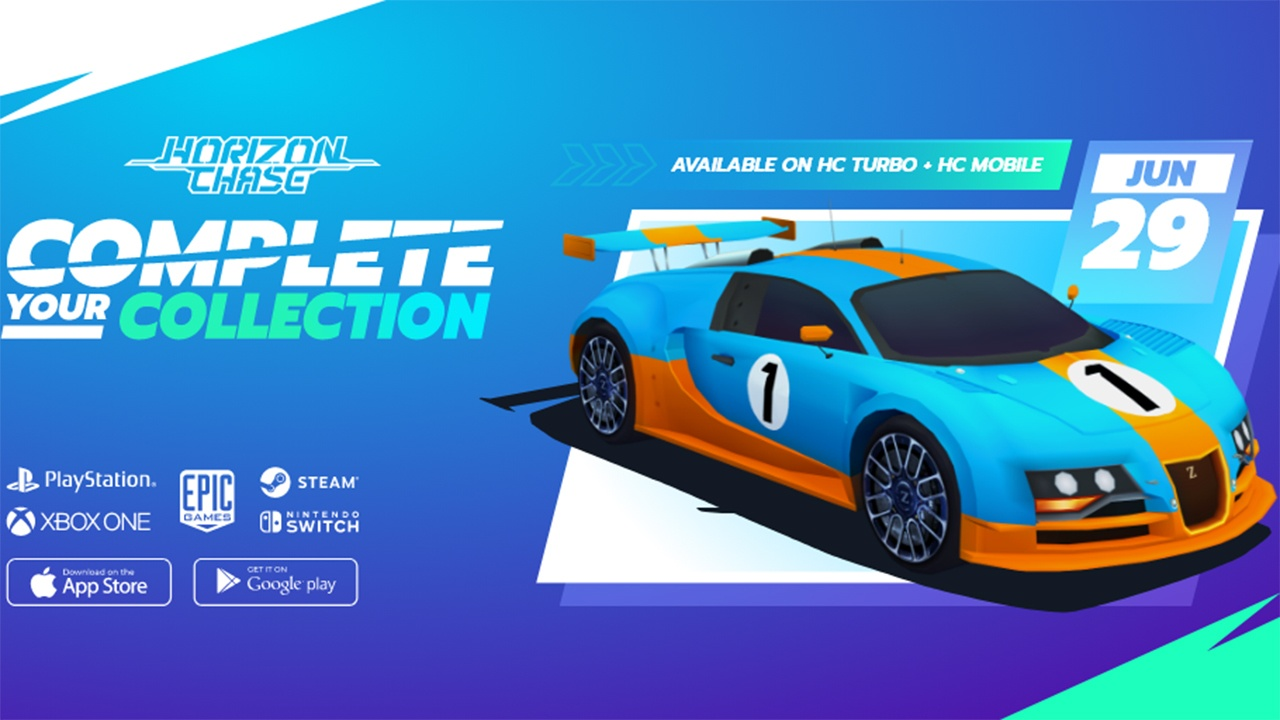 Horizon Chase Turbo Complete Your Collection