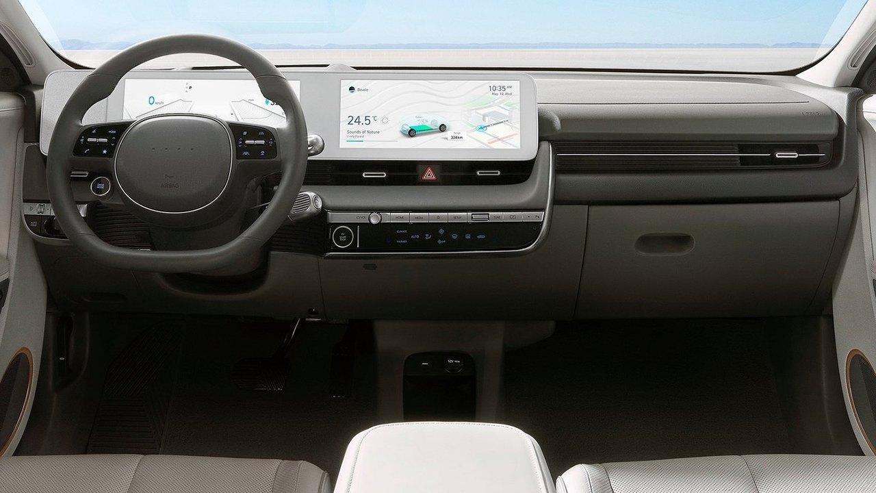 Hyundai IONIQ 5 - interior