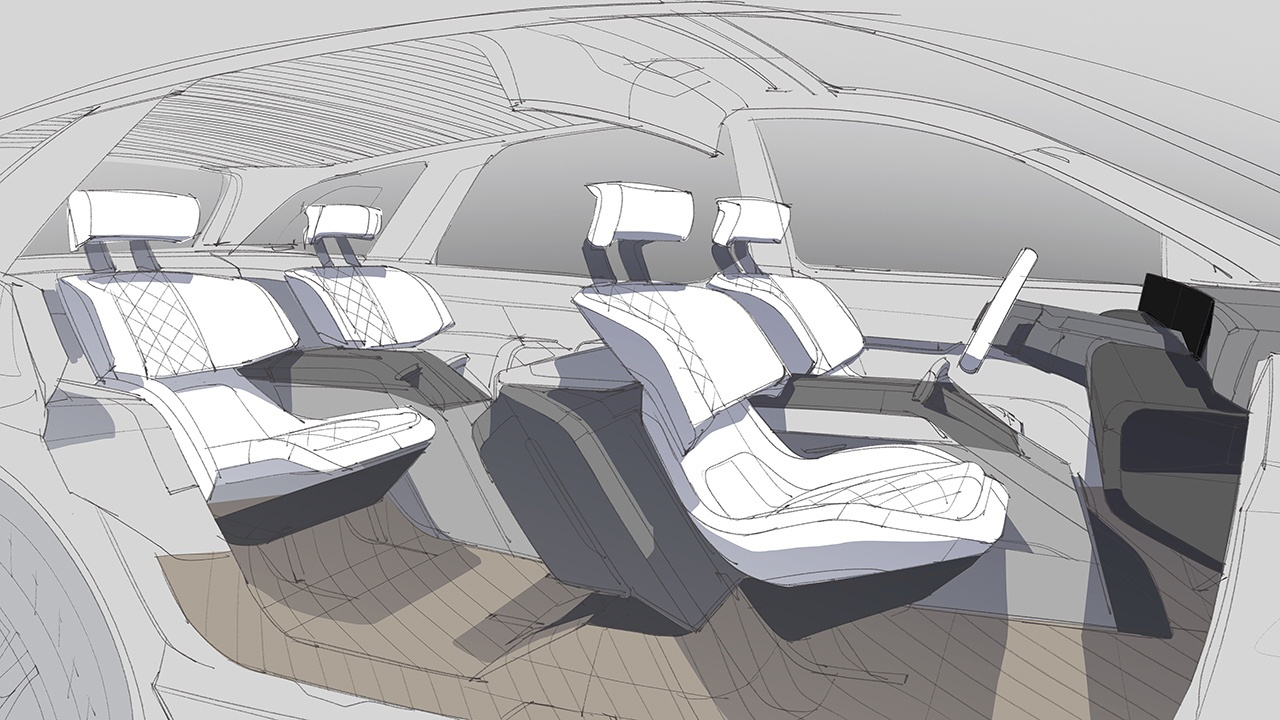 Lincoln anuncia 4 nuevos coches eléctricos