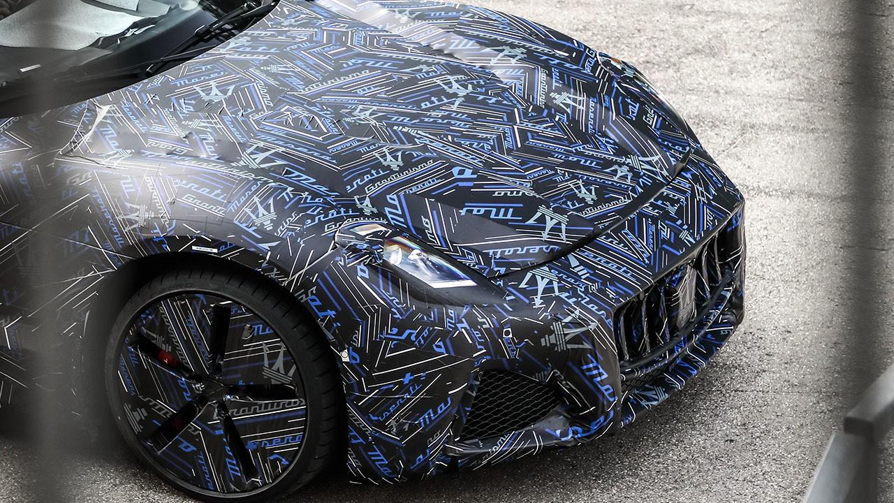 Maserati GranTurismo 2022 - frontal