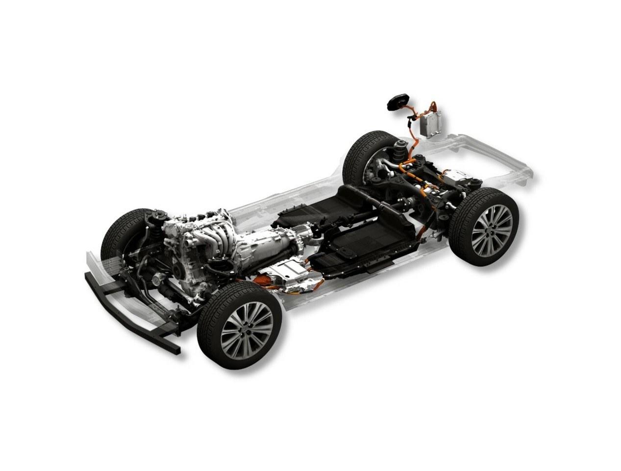 Nueva plataforma Mazda SKYACTIV EV para coches eléctricos