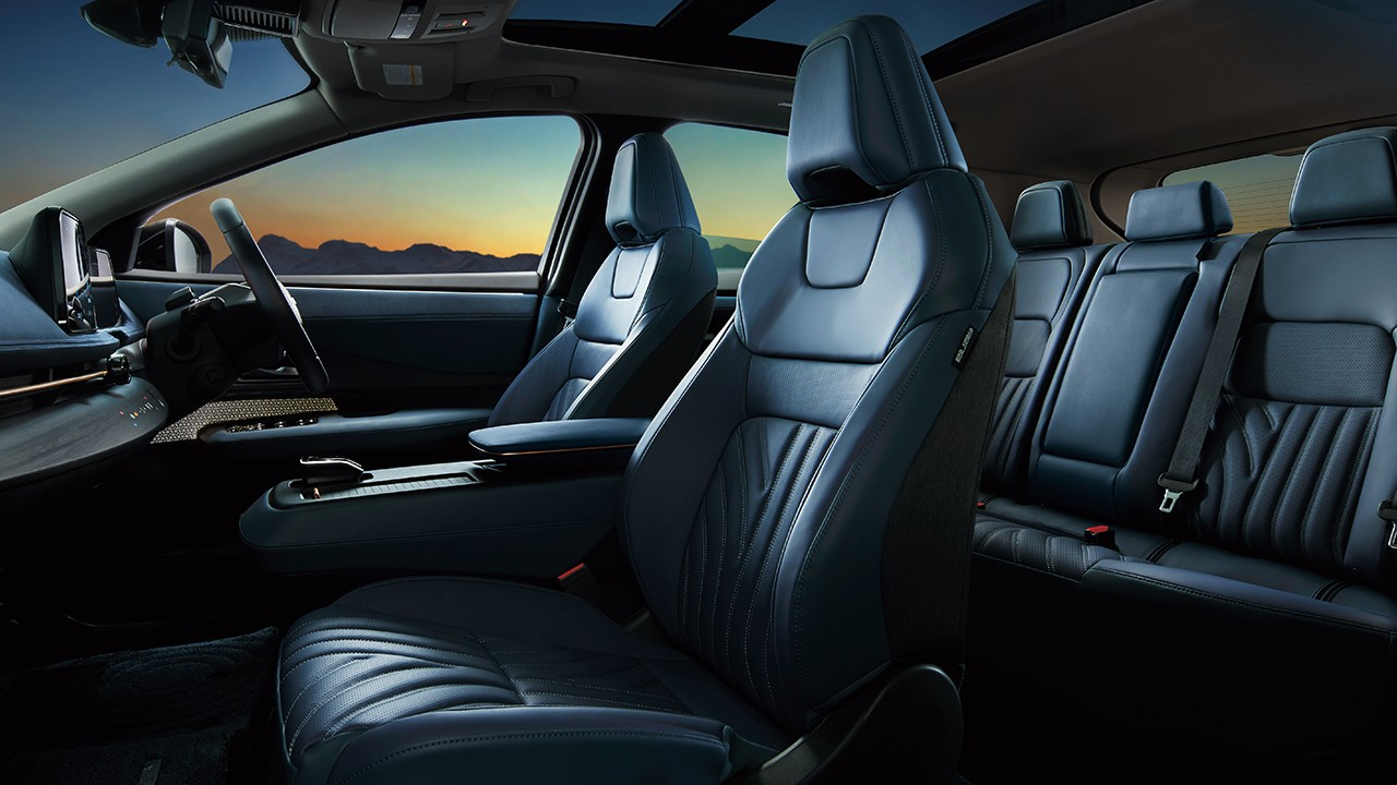 Nissan Ariya Limited Edition - interior