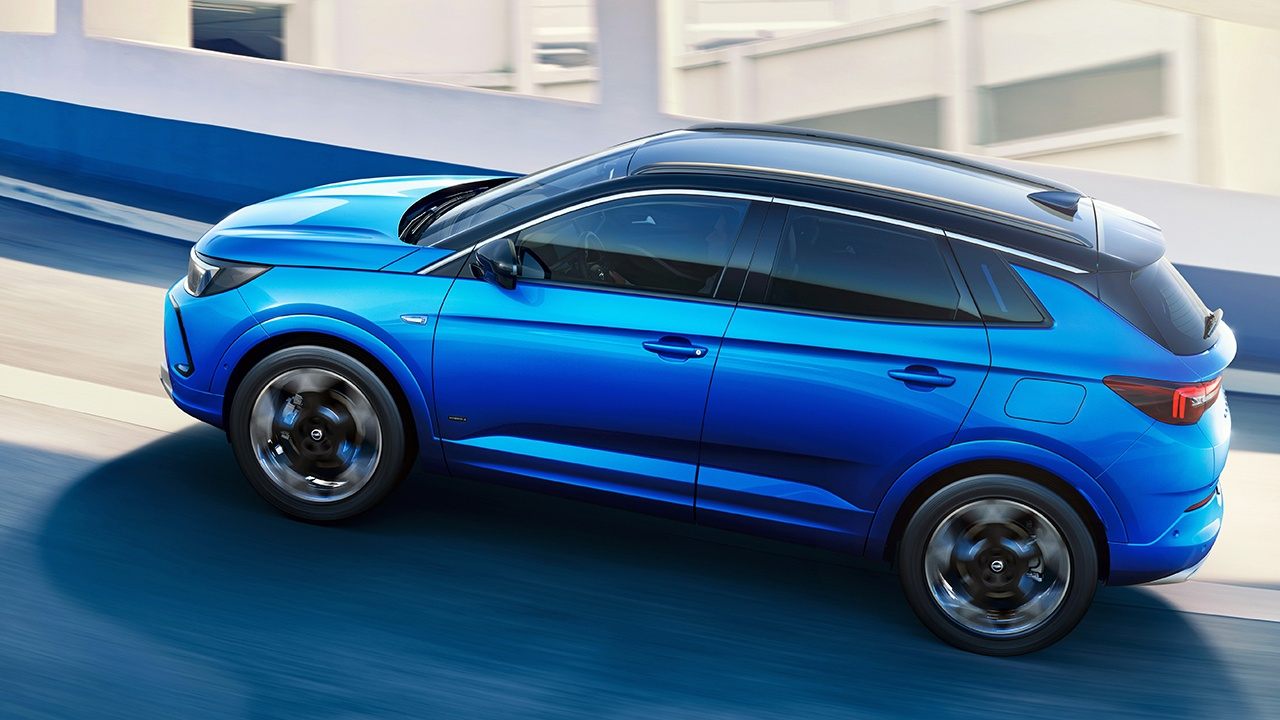 Opel Grandland 2022 - lateral
