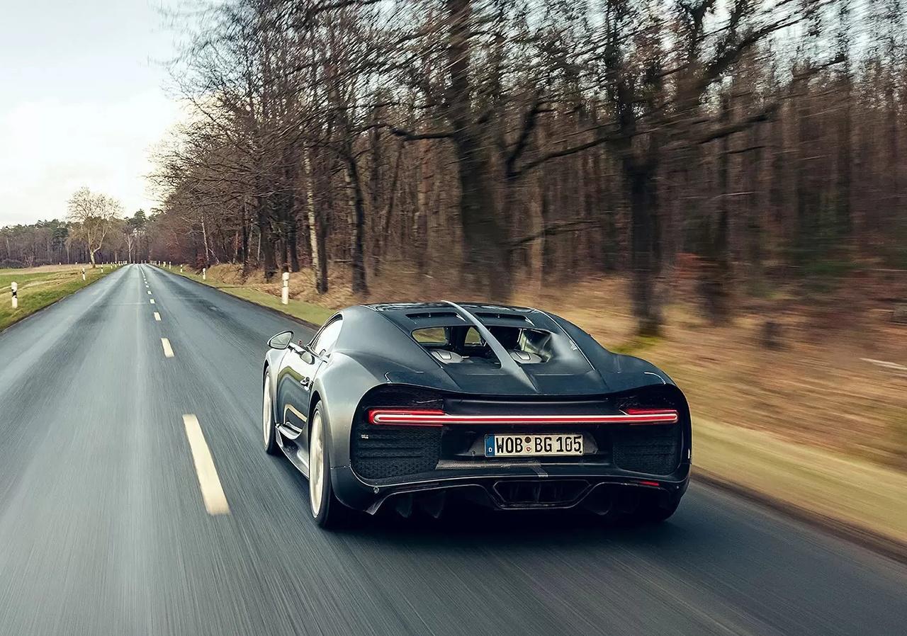 Foto prototipo Bugatti Chiron 4-005