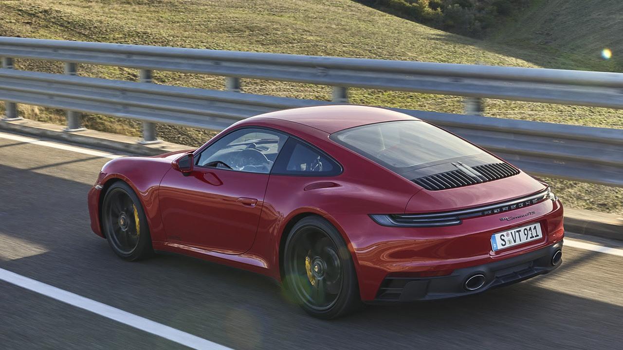 Porsche 911 GTS Coupé 2022