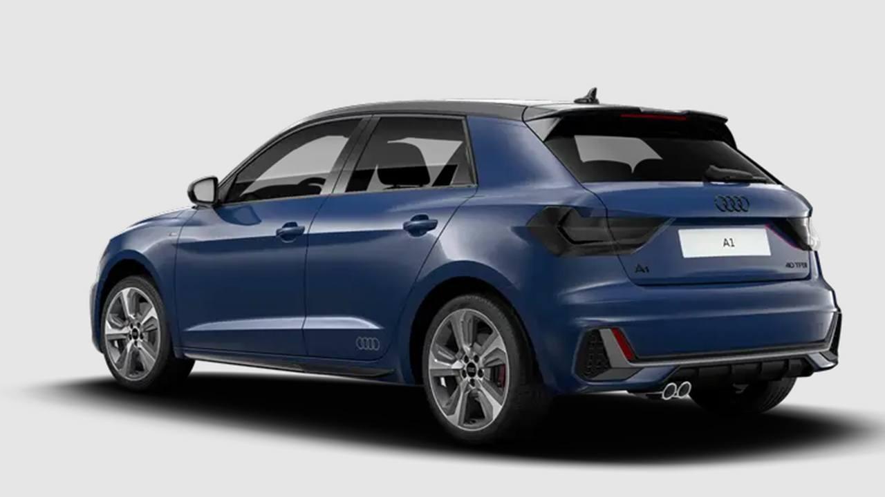 Audi A1 Sportback Competition 40 TFSI - posterior