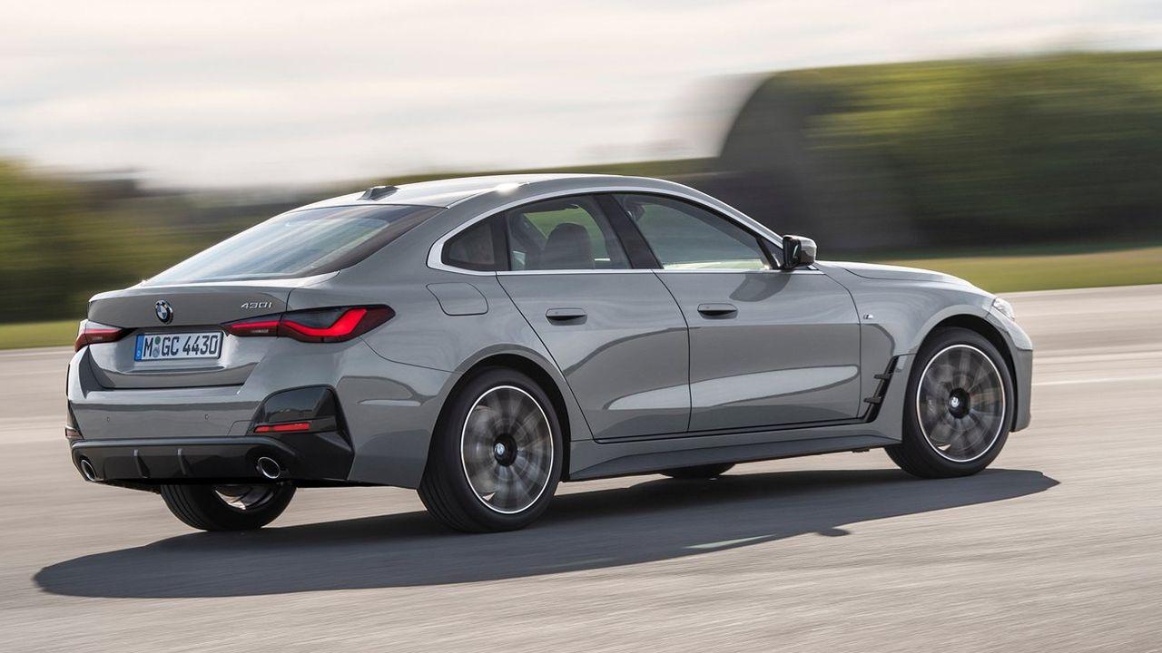 BMW Serie 4 Gran Coupé 2022 - posterior