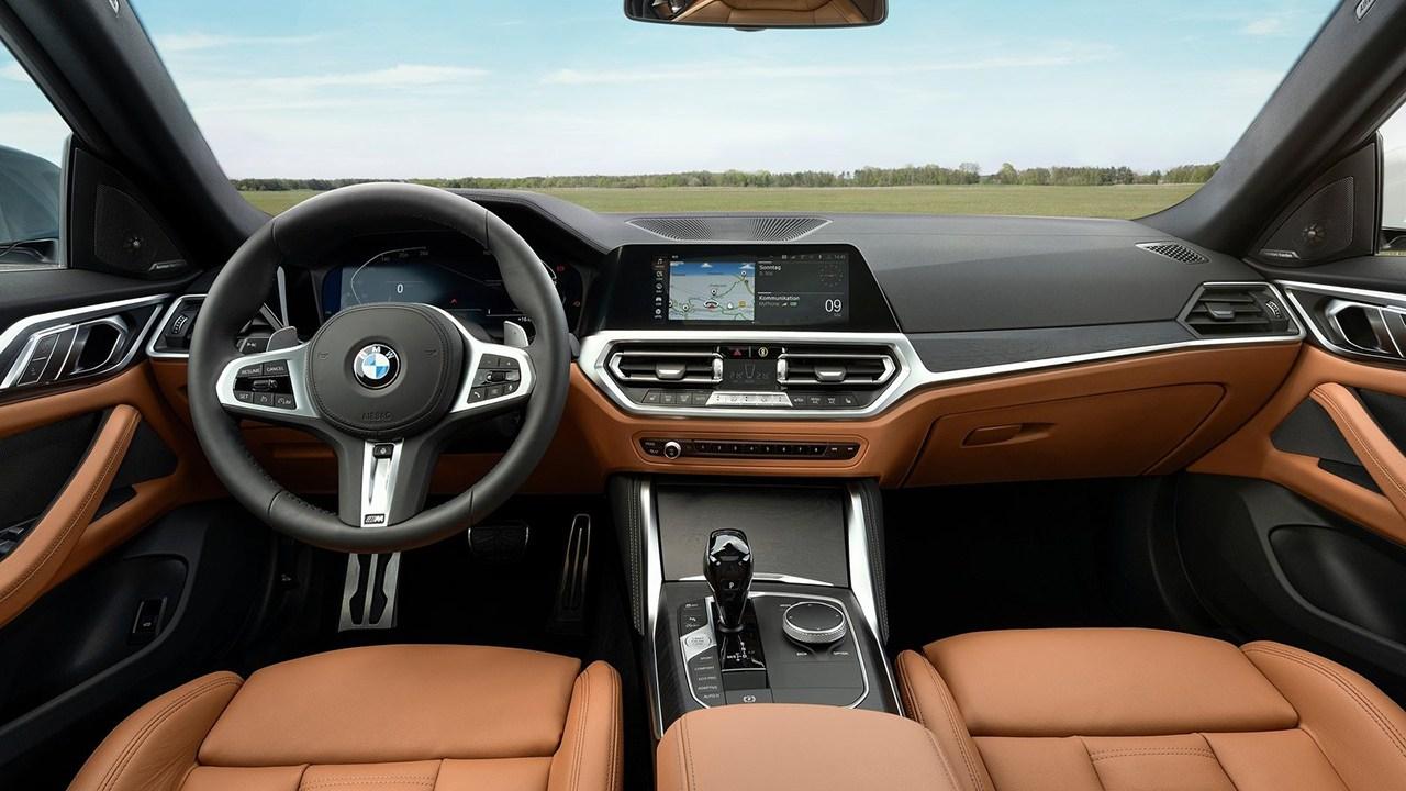 BMW Serie 4 Gran Coupé 2022 - interior