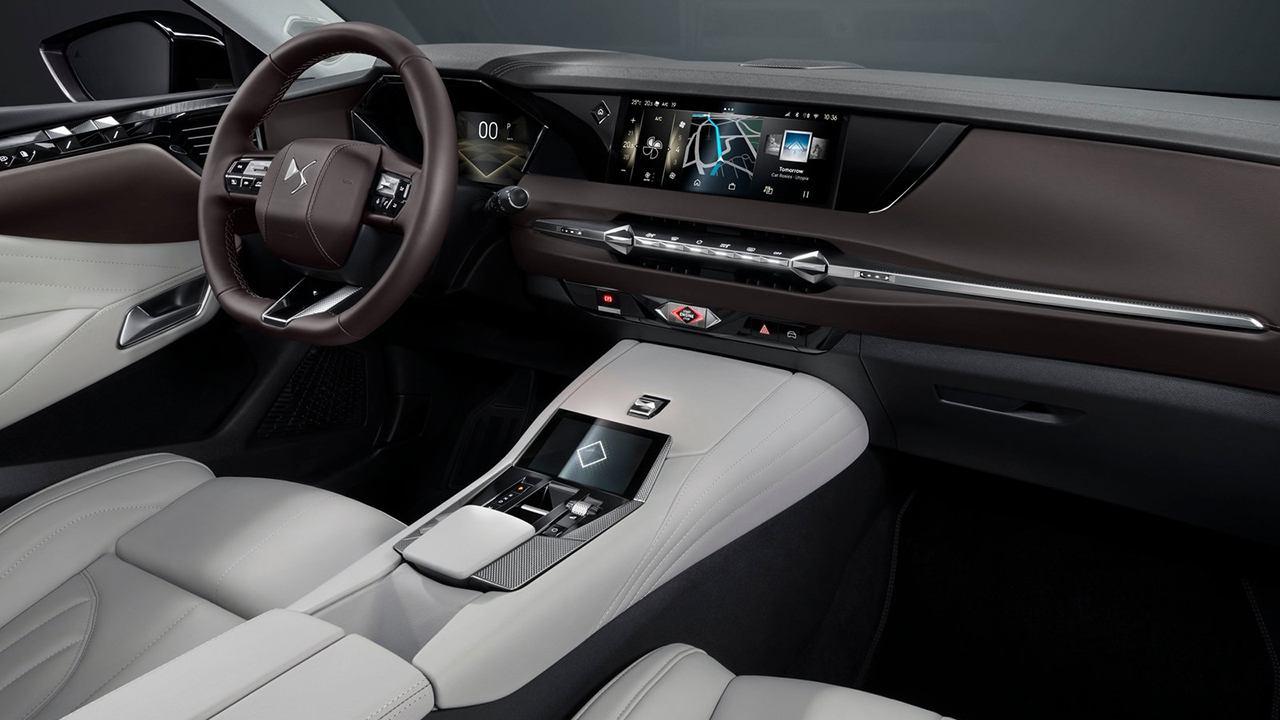 DS 4 2021 - interior