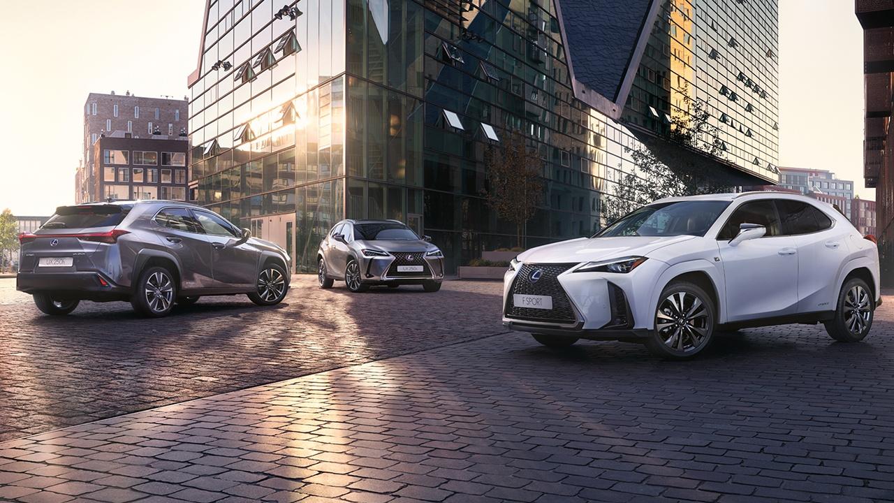 Lexus UX 250h 2022