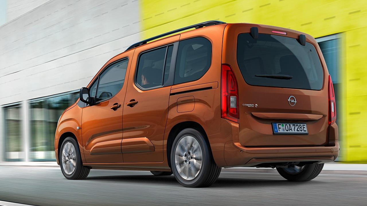Opel Combo-e Life - posterior