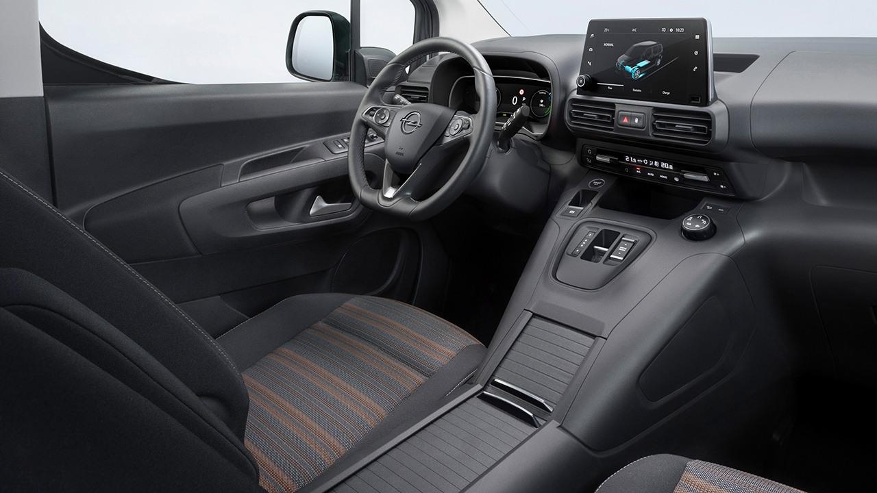 Opel Combo-e Life - interior
