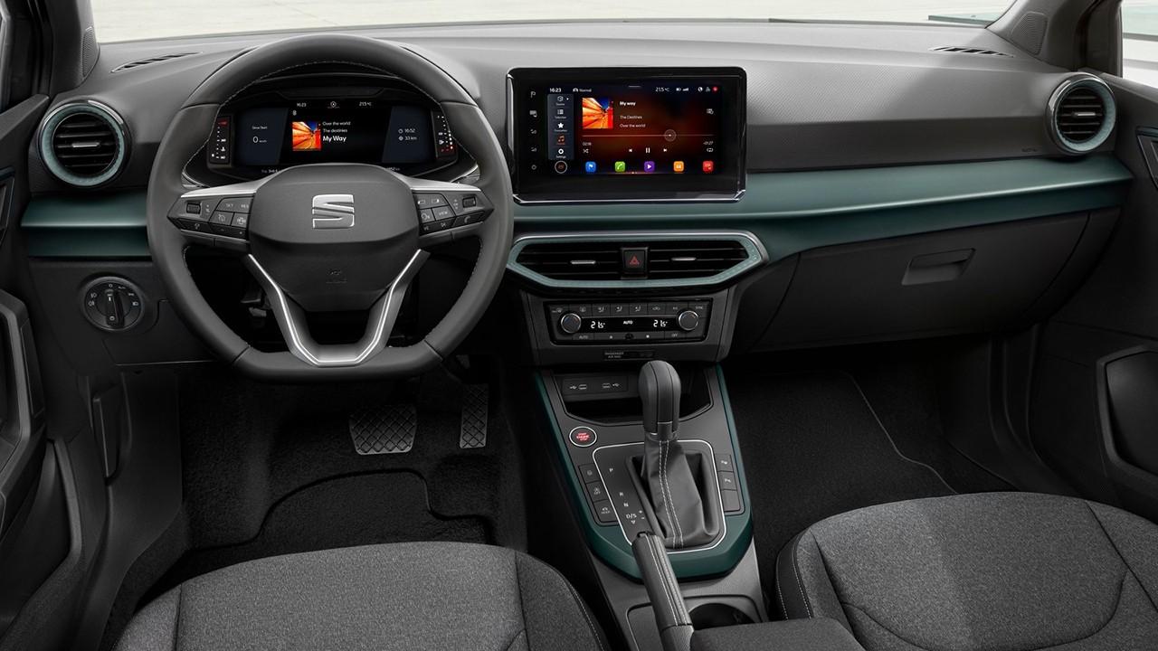 SEAT Arona 2021 - interior