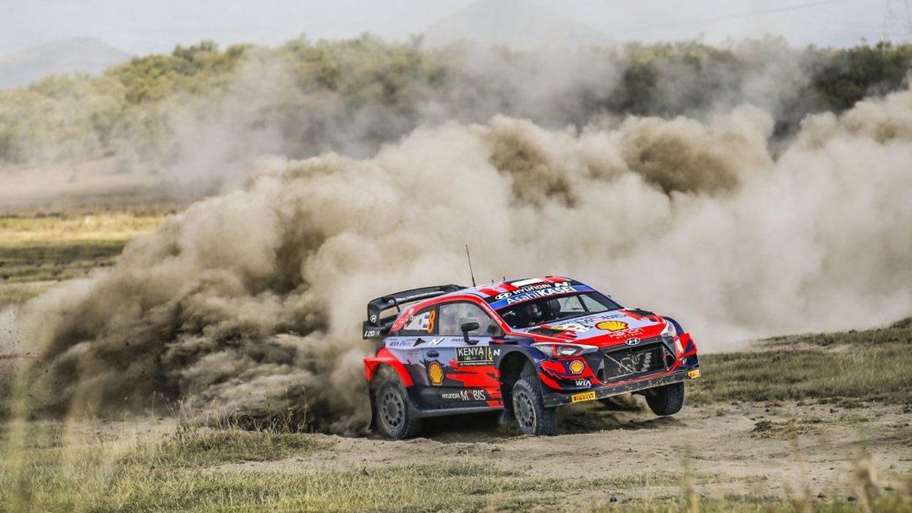 Sébastien Ogier conquista el Safari Rally tras el abandono de Thierry Neuville