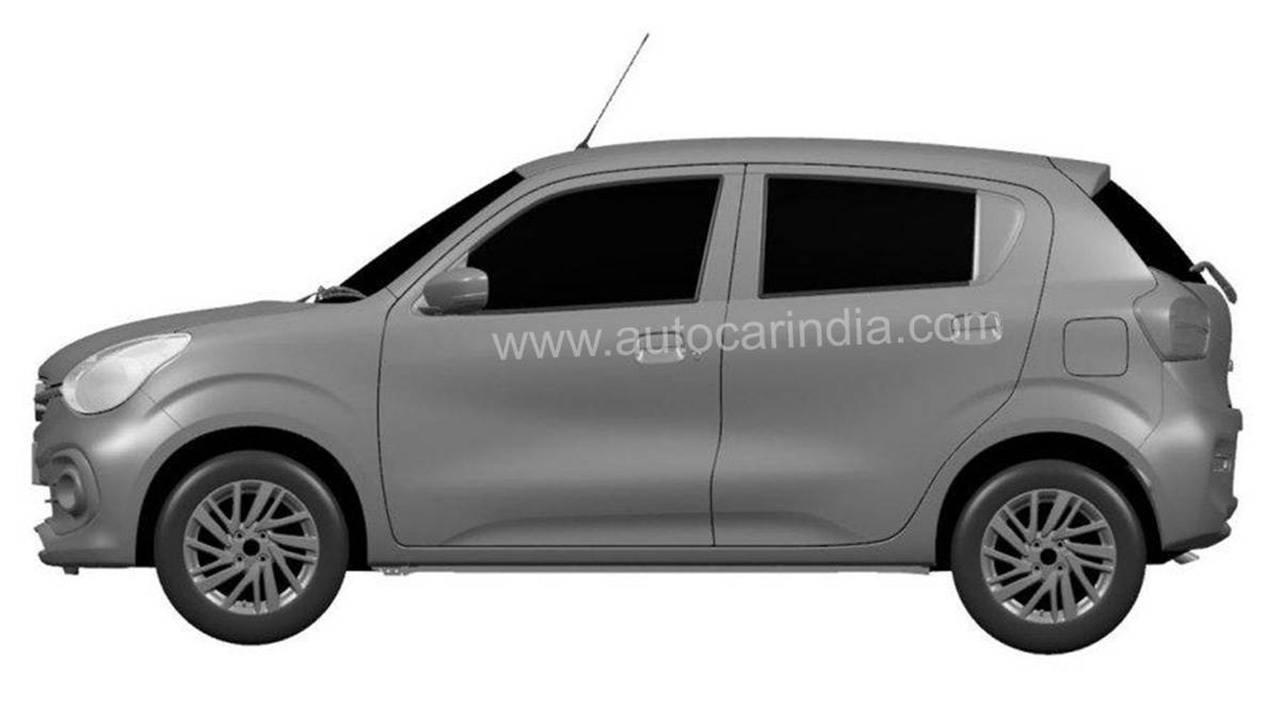 Suzuki Celerio 2022 - patente