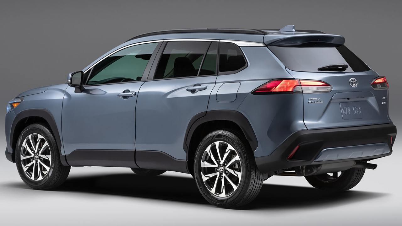 Toyota Corolla Cross 2022 - posterior