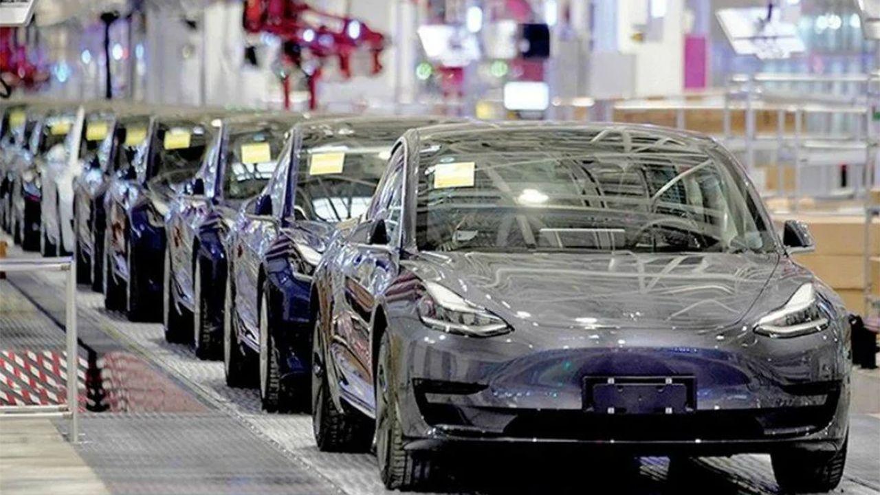 Ventas de coches en China en mayo de 2021