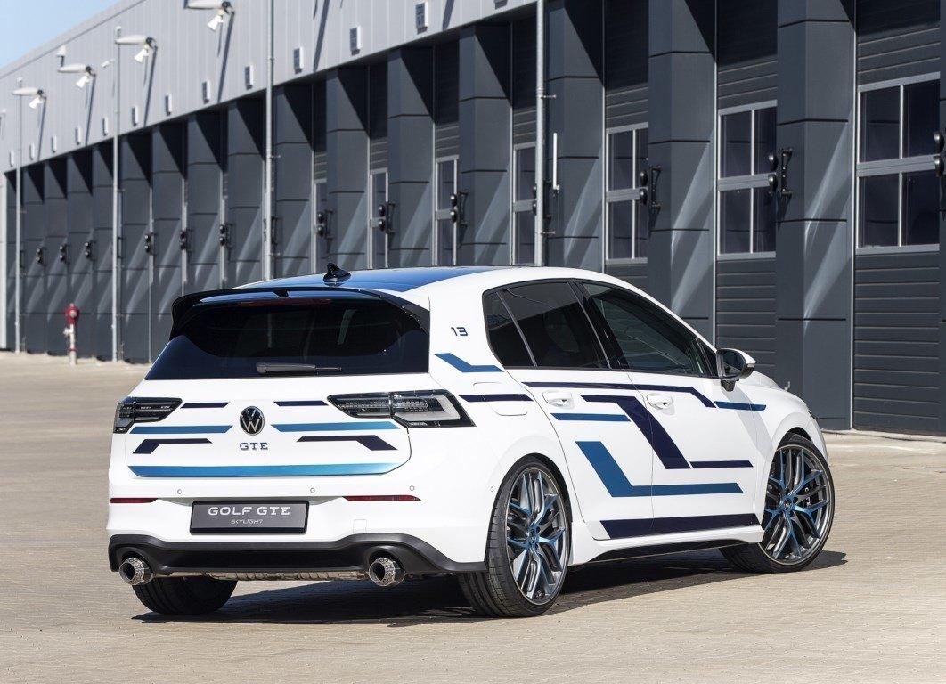 Foto Volkswagen Golf GTE Skylight - exterior