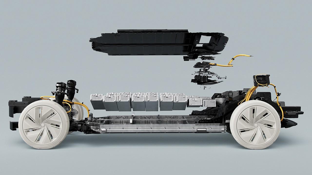 Volvo mejorará la autonomía de sus coches eléctricos