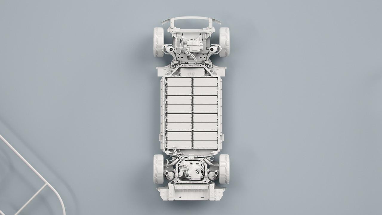 Volvo reducirá los tiempos de carga de sus coches eléctricos
