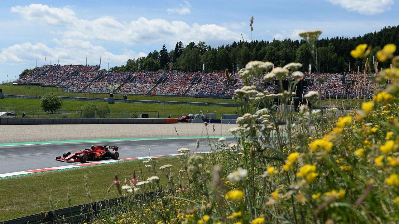 En directo, la carrera - GP Austria F1 2021