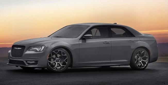 Chrysler 300S 2017