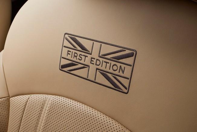 Bentley Mulsanne First Edition - interior