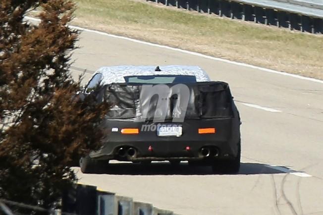 Chevrolet Camaro Z/28 - foto espía