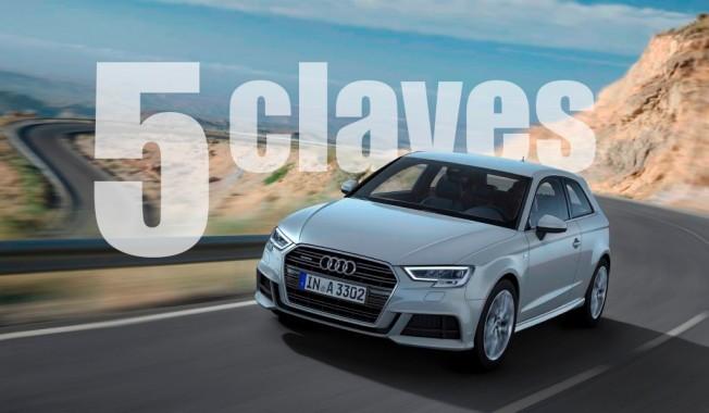 Las 5 claves de nuevo Audi A3