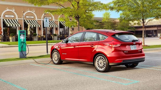 Ford Focus EV 2016