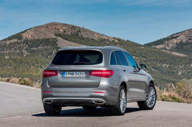 Mercedes GLC 350e 4Matic