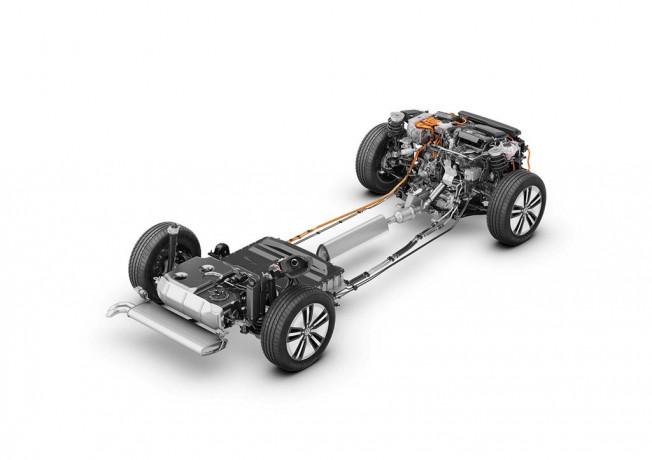 Volkswagen Passat GTE - híbrido enchufable
