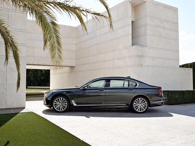 BMW 750d y 750Ld xDrive
