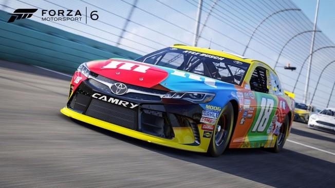 Forza Motorsport 6 NASCAR Expansión