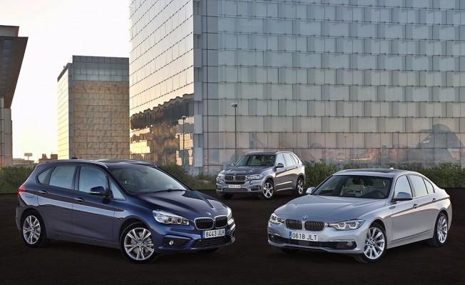 Precios BMW iPerformance Híbridos