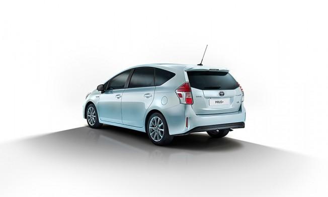 Toyota Prius+ 2016 - posterior