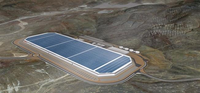 Tesla Motors - Gigafactoría